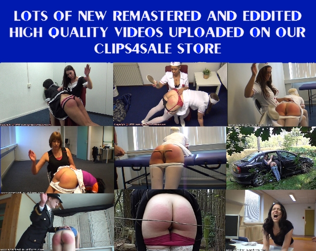 Spanking Clips For Sale