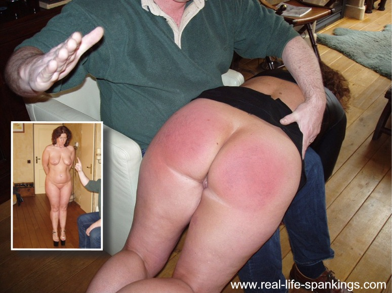 Real Spankings  Mature Sex-8209